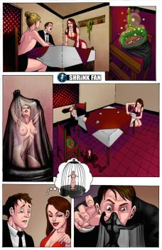 From Housewife to Housepet by shrink-fan-comics