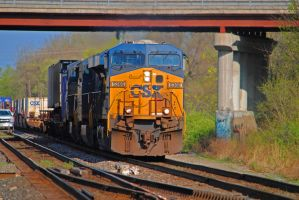 CSX Chicago Ridge_0048 3-27-12 by eyepilot13