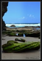 Caves beach 1 by DesignKReations