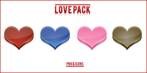 Love Pack by opelman