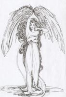 angel by MaestraRhy