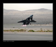 F-15 Burners Baby by jdmimages