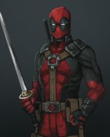 Deadpool ... again by FonteArt