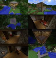 Minecraft Mansion House For Sale! Read Discription by mindlessmutt