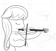 Octavia WIP Violin by Thorheim