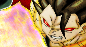 Gogeta True Saiyan by Nassif9000