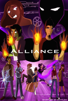 TTNG: Alliance Cover by skittles713