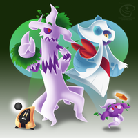 PKMNation - Locket and Wentsworth are Evolving! by Piranha2021