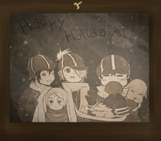 Holiday Days by Melody-Of-Logic