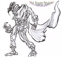 soul reaver brush drawing_01 by AlexBaxtheDarkSide