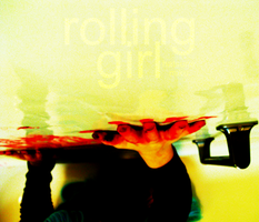 Rolling Girl 1 by PockyBoxxProductions