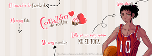 Facebook Cover #19 ~ Amour Sucre - Dajan by MichelleMegurine