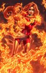 Dark Phoenix Rising by JamieFayX