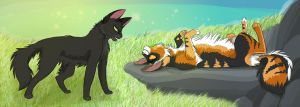 Can I Help You? by Graystripe64