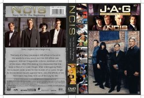 NCIS:The Beginning Box Art 1 by Lunastorm125