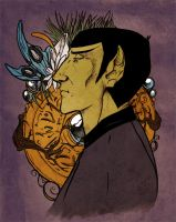 Mr. Spock by Stumppa