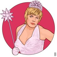 Eddie Izzard by monsteroftheid