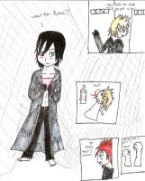 Awkward RokuShi Moment by QweXTheXEccentric