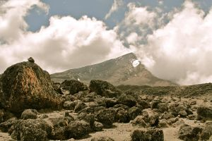Mountain Rocks by CharlieR321