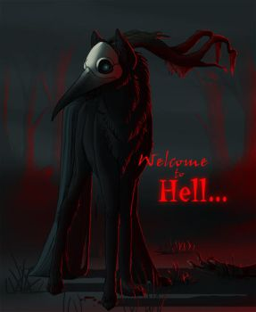 Welcome to Hell by Torrentpelt