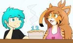 12 years of Twokinds by GatoIsaCat2002