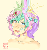 Candy is my drug... by Ainoreth