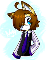 sasfafdfrtrcsfsd Nory (?) by XCrystalthecatX