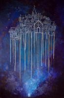 City in the Stars by CheshireSpider