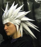 Axel Hair Test Build by EuTytoAlba