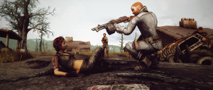 Fallout 3 New Vegas: Execution by DCGameStream