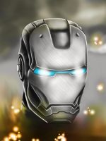 Iron mask by Fahad-Ejaz