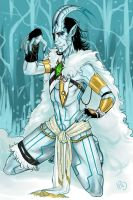 Prince Loki 2 by IdentityPolution
