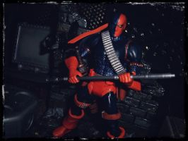 Deathstroke Rises by PsychosisEvermore