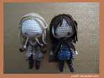 Etsy-commission: Fili and Kili, part II by Yuki87