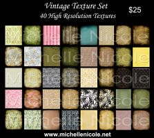 Vintage Texture pack 1 by chupla