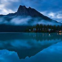 Emerald Lake Canada by jamaicamae012
