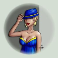 Gangster Lady Sweden by mistress-of-fire