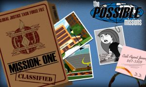 The Possible Missions - 'Mission: One' Title Scree by hotrod2001