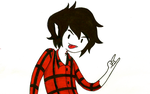 Marshall Lee by meteor-showers123