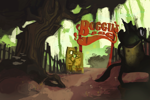 Boggy's Swamp by Ungapants