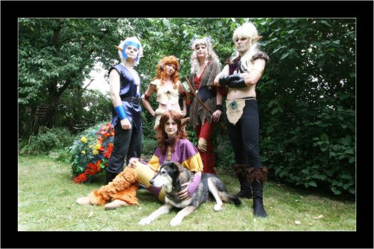 Elfquest cosplay 2 by Rollwurst