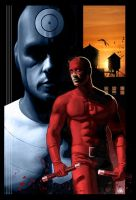 Daredevil by OAK-Art-Gallery