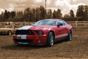 Ford Mustang 2 by Missmith91