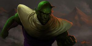 Piccolo by sibuloy