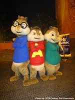Alvin and the Chipmunks by Antharez