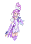 Precure Sword (color) by ArlekOrjoman