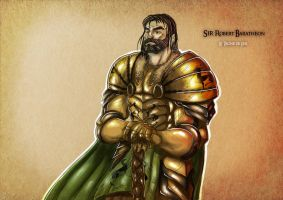 Concept Robert Baratheon by ia-design