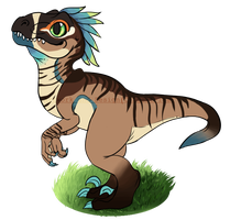 Baby Raptor Auction 002 -Open by Agent-Taai