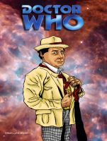 doctor who 7 by MonsterIslandStudios