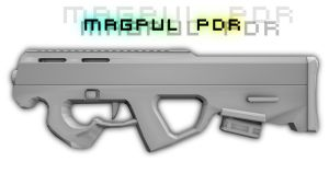 Magpul PDR by CentificGrafics